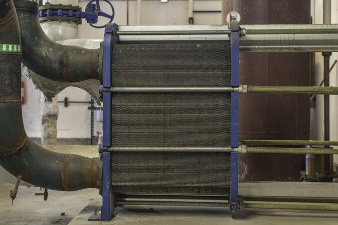 מחליף חום פלטות לתעשייה
